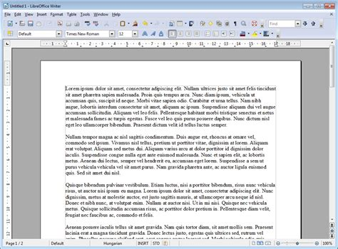 programmi per scrivere testi programmi di scrittura gratis alternative a word
