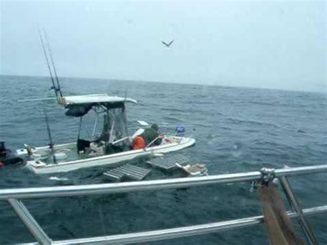 boat sinking statistics sinking ca fishing boat 7 29 07 youtube