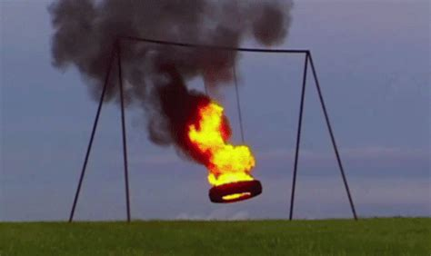 fire swinging tire swing gifs wifflegif