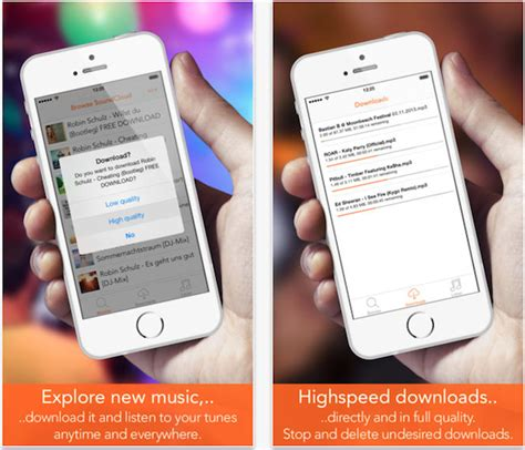 how to download mp3 from soundcloud to iphone download music from soundcloud to your iphone
