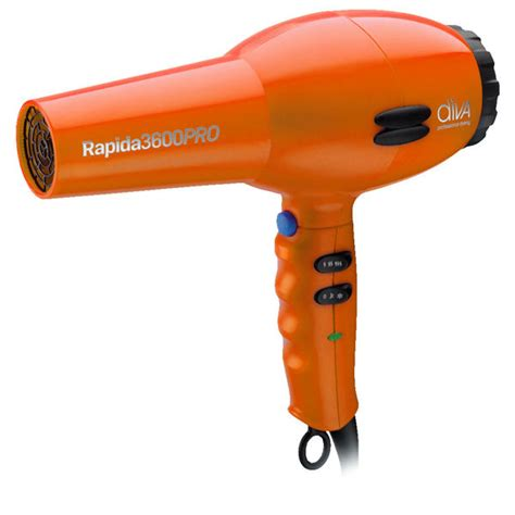 Conair Hair Dryer Orange professional rapida 3600 2000w hairdryer orange
