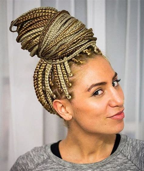 two color box braids 50 exquisite box braids hairstyles to do yourself