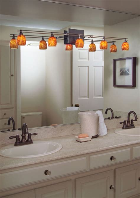 in bath room the best lighting solutions for small bathroom