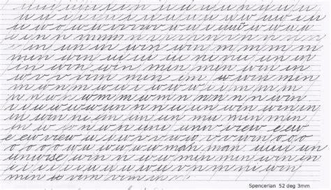 Spencerian Handwriting Worksheets by Spencerian Penmanship Worksheets Bluegreenish