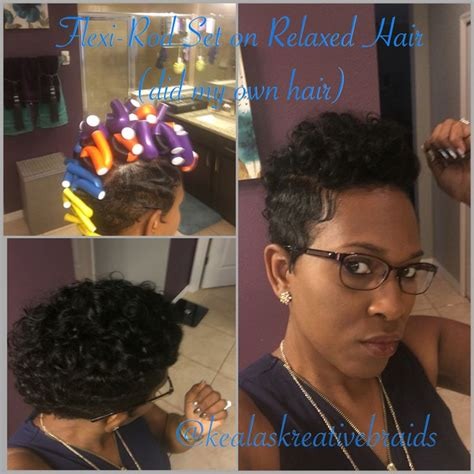 hairstyles for short relaxed hair without heat diy hair short cut on black women mohawk cut waves