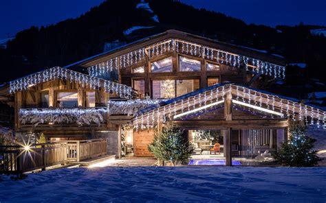 Chalet De Luxe Alpes 4425 by Luxury Ski Chalet Chalet Des Sens Megeve