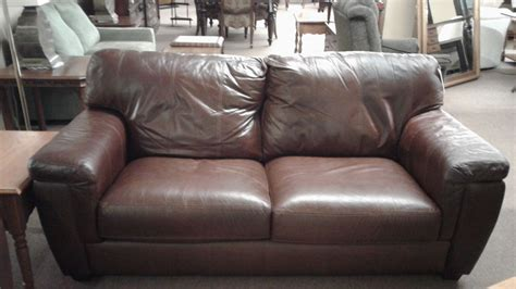 lane leather sofa delmarva furniture consignment