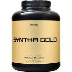 Whey Syntha Gold Ultimate 5 Lbs ultimate nutrition syntho gold on sale at allstarhealth
