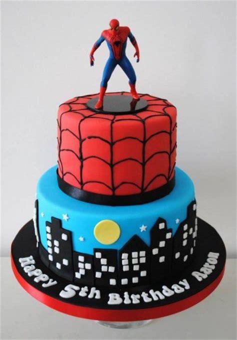 printable birthday cake decorations printable spiderman cake templates google search cakes
