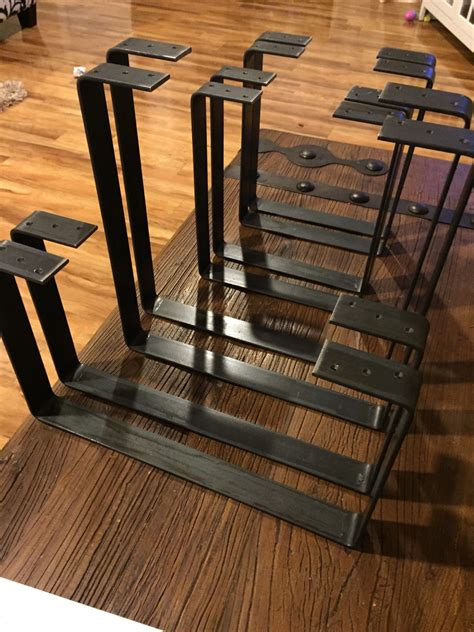 wood coffee table legs handcrafted forged rustic reclaimed metal coffee table