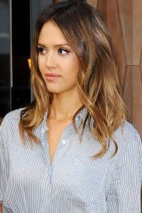 medium length hair color 25 awesome medium length haircuts