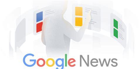 google news google news website gets redesigned now looks like