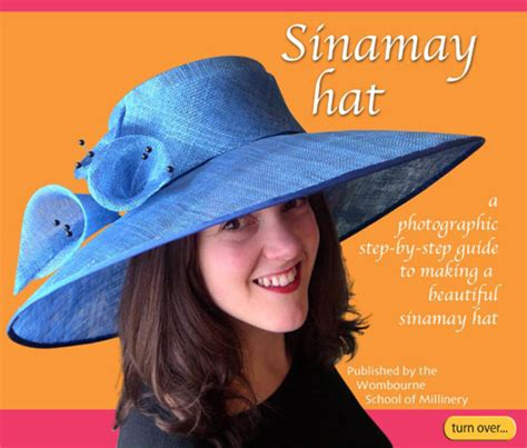 how to make sinamay hats book 1 by how2hats