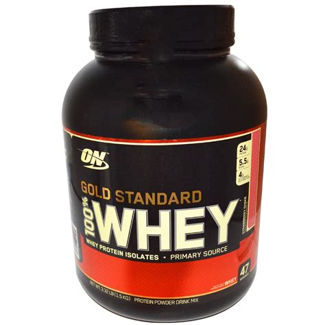 Protein Shakes Optimum Nutrition Gold Standard 100 Whey Protein Powder