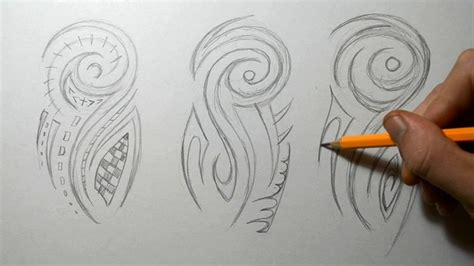 half sleeve tribal tattoos drawings tribal half sleeve sketching designs ideas