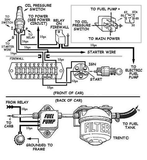 electric fuel wiring diagram dual tanks electric