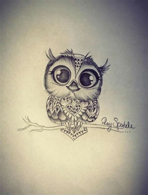 25 best ideas about owl tattoos on pinterest cute owl