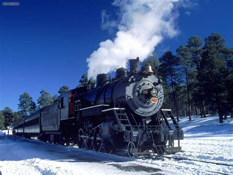Motor: Engine Grand Canyon Railway Arizona, picture nr. 19659