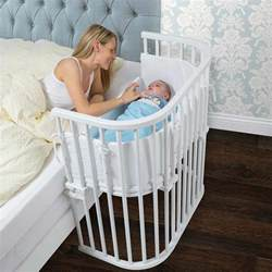 bedside co sleeper that attaches to parents bed babybay