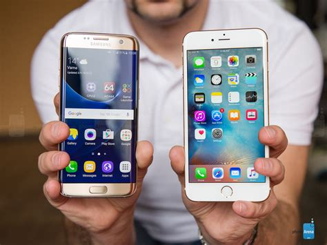 Mesin Normal Samsung Galaxy S6edge Plus 32gb samsung galaxy s7 edge vs apple iphone 6s plus