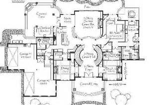double staircase floor plans architectural designs