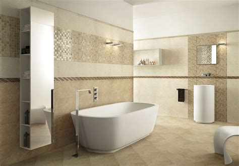 Bathroom Ceramic Tile Ideas by 15 Amazing Bathroom Wall Tile Ideas And Designs