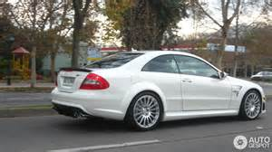 mercedes clk 63 amg black series 27 february 2014