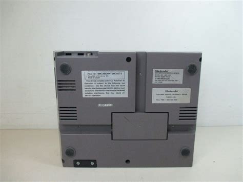 nintendo entertainment system console questions and answers about this item