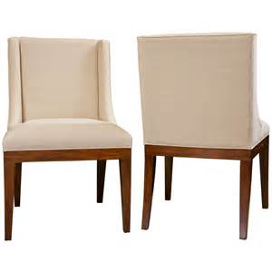 Rosewood Dining Room Set Set Of 6 Classic Modern Upholstered Dining Chairs At 1stdibs