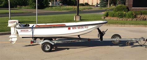 boston whaler tender boats boston whaler tender 1996 for sale for 2 600 boats from