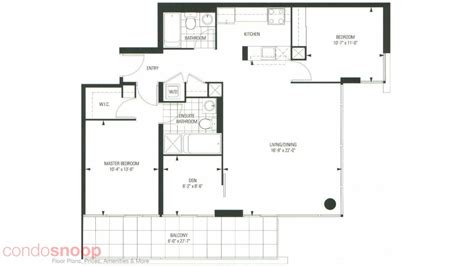 radio city floor plan radio city condos 281 285 mutual street condosnoop com