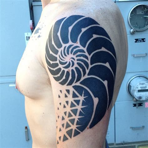 ammonite tattoo best tattoo ideas amp designs
