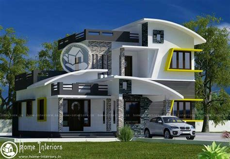 home design for 1800 sq ft 1800 sq ft double floor contemporary home design home
