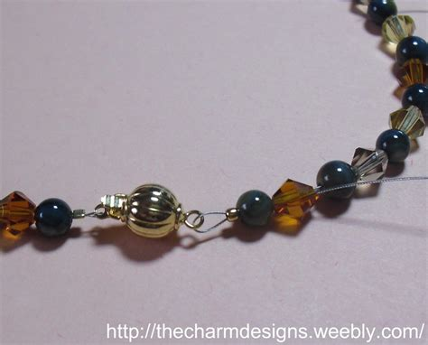 crimp bead how to use crimp beading projects