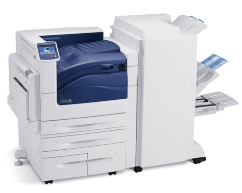 Printer Xerox xerox phaser 7800dn tabloid color led printer copierguide