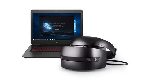 Hp Microsoft acer s and hp s windows mixed reality headsets go on pre order today
