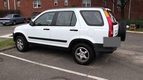 honda crv white 2002 honda crv white youtube