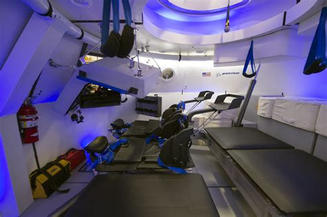 space interno boeing s new astronaut capsule opens its pod bay doors for