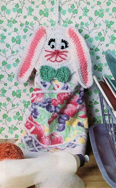 pattern for hand towel holder crochet towel holder crochet for beginners