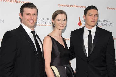 christopher reeve y sus hijos el hijo de christopher reeve creci 243 y es tan guapo como su