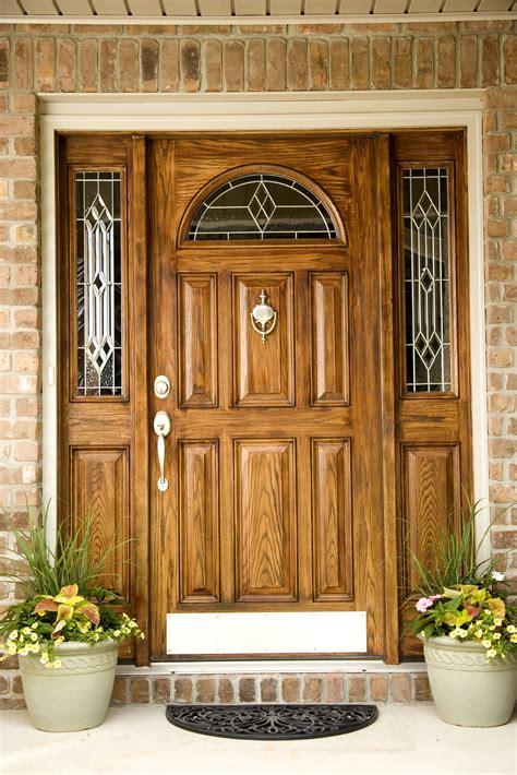 front door eastern garage doors