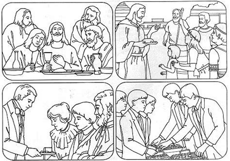 coloring pages lds sacrament free coloring pages of sacrament