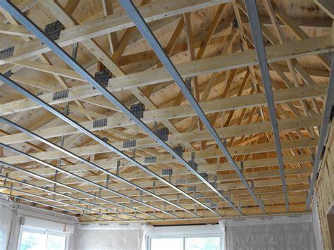 Plafond Sur Rail by Plafond En Placo Sur Rail Id 233 Es D Images 224 La Maison