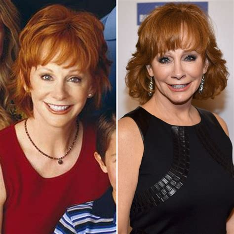 reba cast photos see the cast of reba then and now closer weekly
