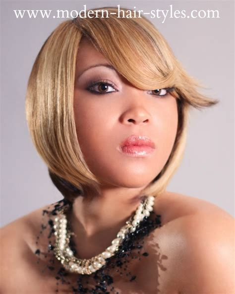 quick weave bobs blonde short black women hairstyles of weaves braids and