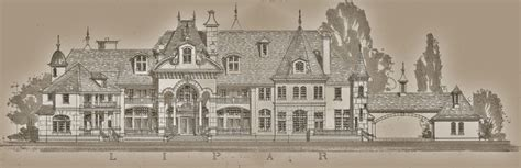 Chateau Style House Plans by Castle Luxury House Plans Manors Chateaux And Palaces In