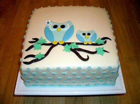 Baby Shower Owl Cake by 32 Best Owl Cakes Images On Owl Cakes Owl