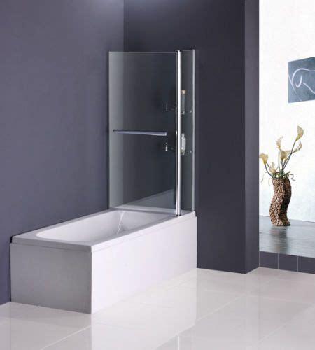 Badezimmer Einrichten Ideen 2790 by Details Zu 100x140cm Duschabtrennung Badewannenfaltwand