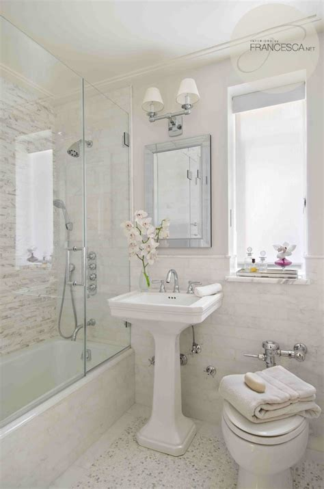 Small Bathrooms 17 Delightful Small Bathroom Design Ideas