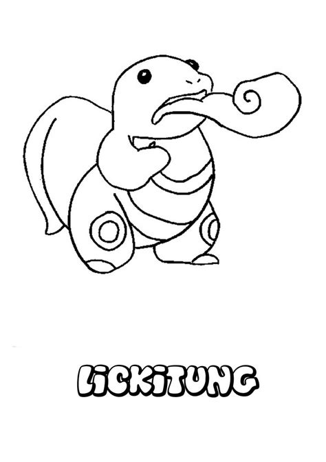 pokemon coloring pages hellokids lickitung pokemon coloring page more pokemon coloring